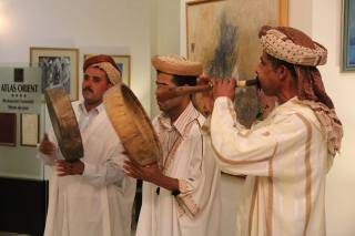 Moroccan Berber Traditional Music