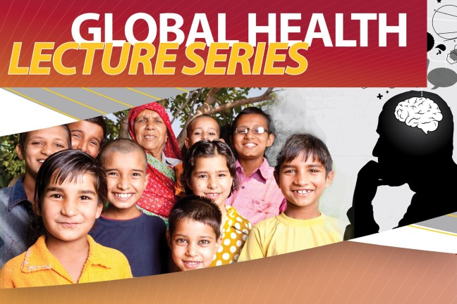 USC Global Health Lecture Series