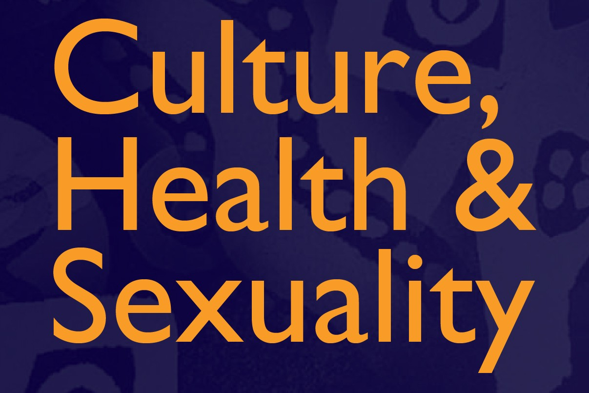 Culture health and sexuality instructions for authors