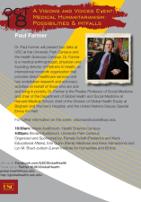 Paul Farmer Flyer