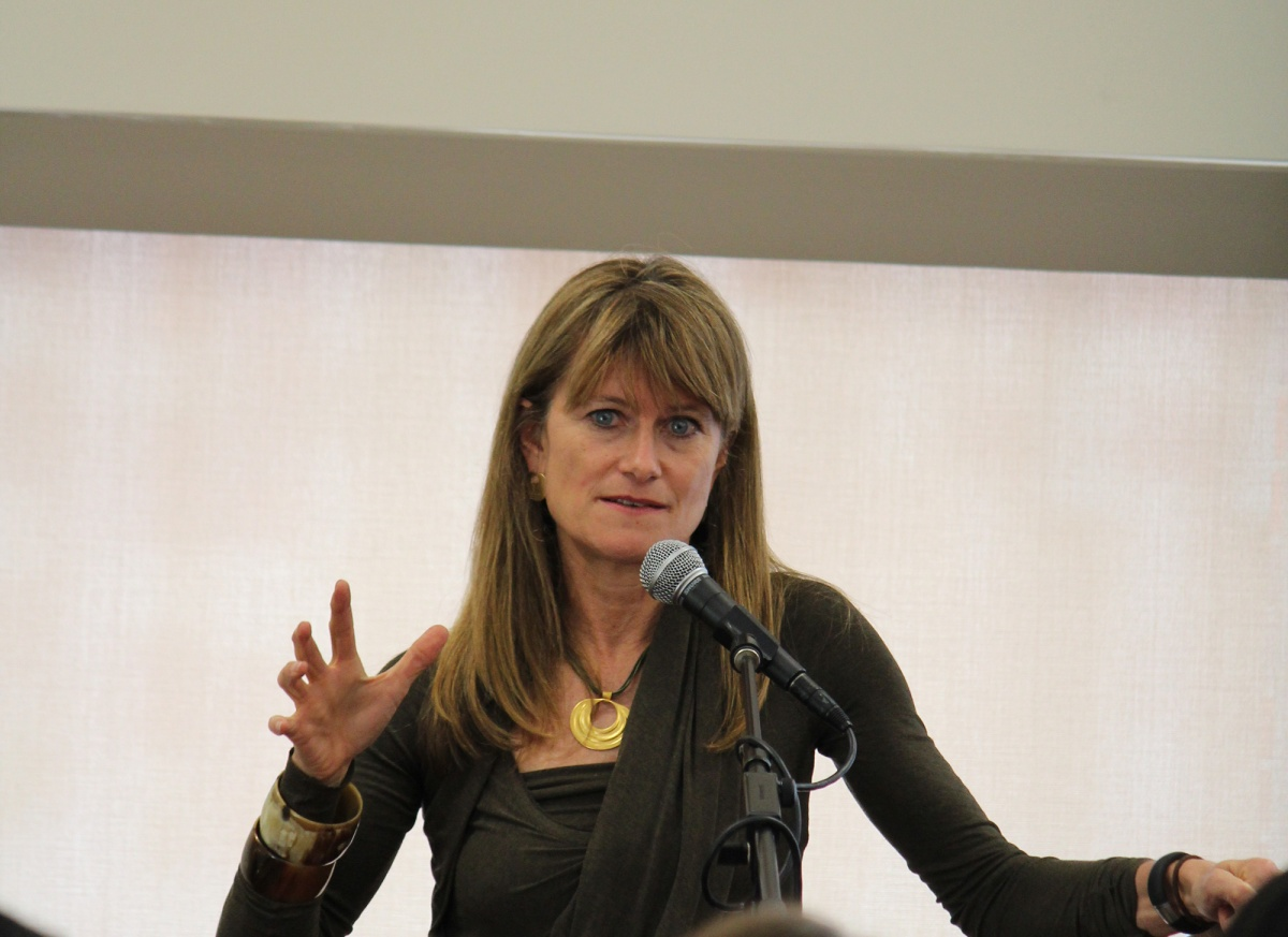 Jacqueline Novogratz // Entrepreneurial Approaches to Global ...