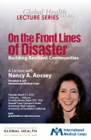 Nancy Aossey Flyer