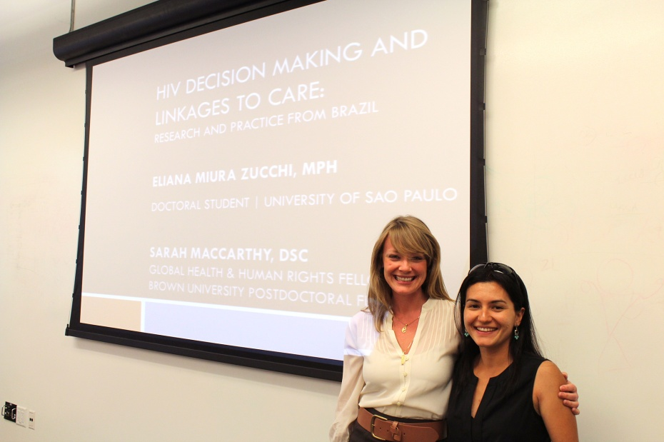 HIV Decision-Making and Linkages to Care: Research and Practice from Brazil