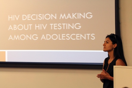 11/04/15 - HIV Decision Making and Linkages to Care: Research and Practice from Brazil