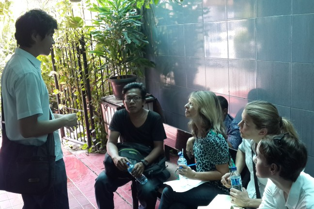 Advancing Access to Justice for Young People who Use Drugs in Indonesia