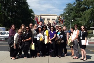 2012: USC at the 65th World Health Assembly