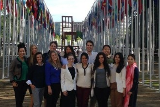 2014: USC at the 67th World Health Assembly