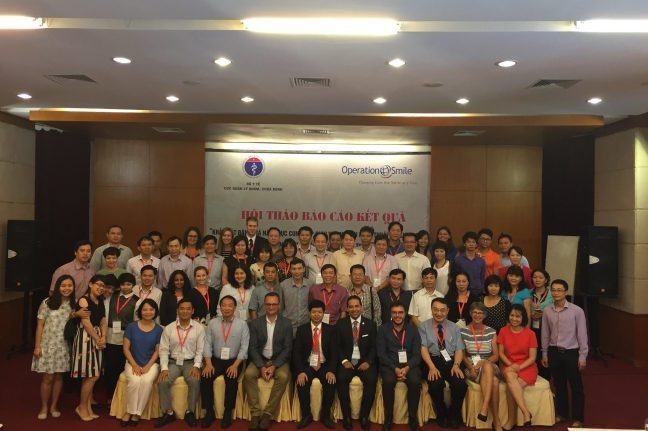 Vietnam works with USC and partners to develop health policy for safe, effective surgical care