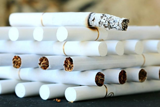 Could tobacco companies quit making traditional cigarettes?