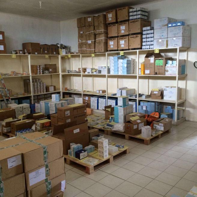 Lisungwi Warehouse