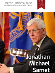Download INSP's program honoring Dr. Jonathan Samet [PDF]