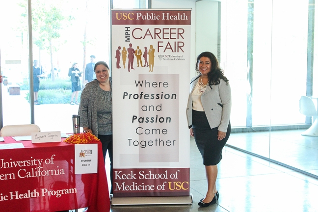 USC Public Health Career Fair