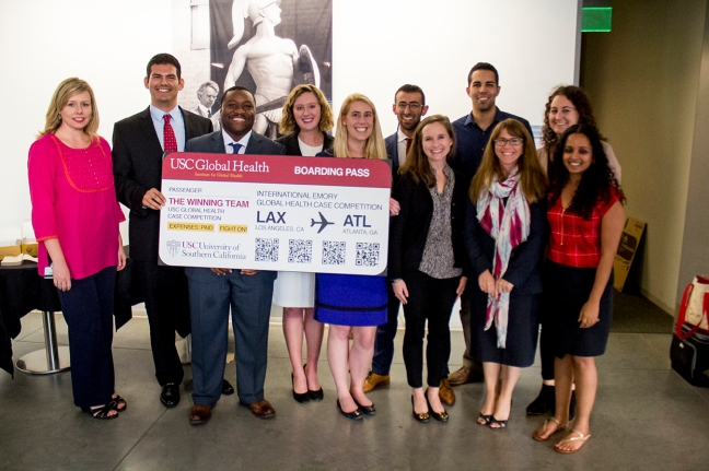 2017 USC Global Health Case Competition