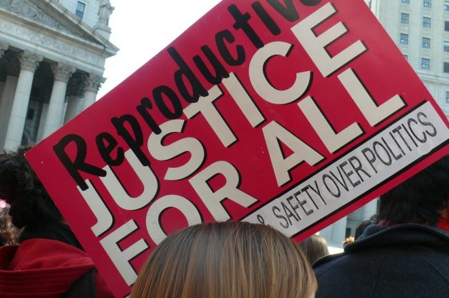 Reproductive Justice for All