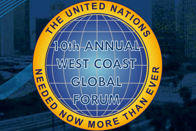 10th Annual West Coast Global Forum