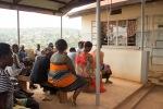 Patient education session, Uganda.